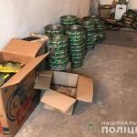 У Борисполі виявили підпільні сховища «брендової» кави