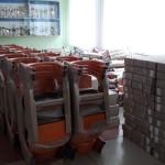 Нова українська школа: перші 180 комплектів одномісних парт отримала «Перспектива»