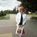 Відома телеведуча влаштує у Борисполі виставку своїх картин