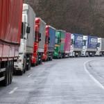 Київ обмежує в'їзд вантажівок з боку Борисполя