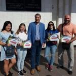 Перспективні спортсмени Київщини: три бориспільки та їх тренер отримали стипендії