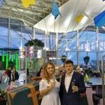 Марафон кохання-2019:  19 вересня у Борисполі запланували взяти шлюб 12 пар, а 21 вересня – 10
