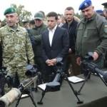 «Рівень підготовки вражає»: президент спостерігав за тактико-спеціальними навчаннями органів МВС України
