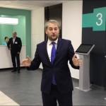 Відкрили оновлено реєстратуру: голова Київської ОДА проінспектував і зробив заяву