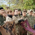 «Вояцький дух»: військово-патріотичні клуби змагались за першість у Борисполі