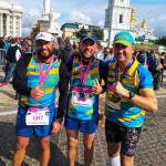 Найбільша бігові подія року, або Як бориспільці марафон бігали