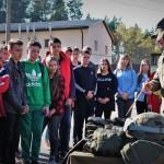 «Нацгвардія – це круто!»: день відкритих дверей у Міжнародному центрі