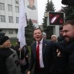 У Борисполі судили головного «радикала» Ляшка