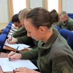 Гвардійці долучились до радіодиктанту національної єдності