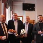 Короваями і барвистими піснями вітали аграріїв Бориспільщини