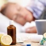 За два місяці на грип та ГРВІ перехворіло 3,5% українців