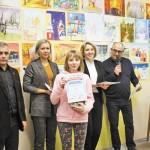 Мистецтво і новорічна магія: відбувся ювілейний конкурс дитячого малюнку до Дня Святого Миколая