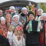 Культурна дипломатія: як «Черешенька» у Румунії колядувала