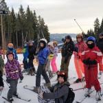 Мандрівка у зиму: туристи показали, як провели канікули у засніжених Карпатах