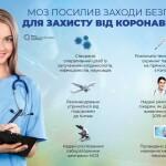 В Україні коронавірус не зафіксований
