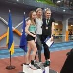 Спортсмени з Бориспільщини стали призерами чемпіонату з легкої атлетики