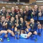 Хокей на траві: бориспільки привезли «бронзу» з міжнародного турніру