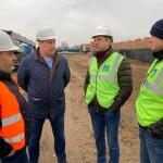 Будівництво нової школи у Горі: перший поверх планують звести до кінця березня