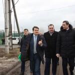 Голова Верховної Ради проінспектував будівництво нової школи у Горі: чекає запрошення на відкриття