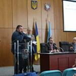 Із сесії міської ради:Акції протесту, одвічні земельні питання і суперечки