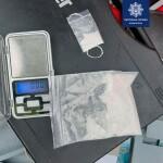 Патрульні зупинили водія з ознаками наркотичного сп'яніння
