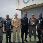 Миротворчий досвід гвардійців Міжнародного центру застосовується у підготовці підрозділів Нацгвардії