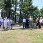 В Артемівці вшанували пам'ять загиблих у німецько-радянській війні
