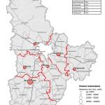 Мінрегіон оприлюднив проєкти майбутніх районів в Україні:  Бориспільський район хочуть об'єднати з Броварським