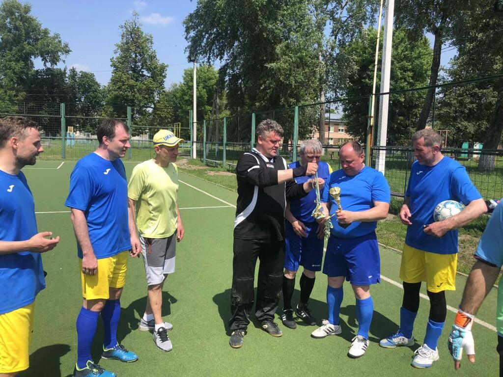 Чемпіонат з міні-футболу 3