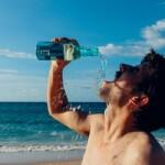Холодні напої у спеку можуть викликати судоми шлунка