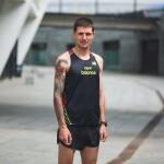 Руслан Дмитренко: «Спочатку спортивна ходьба мені не дуже подобалась»