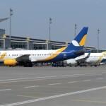 В аеропорту «Бориспіль» повідомляють про поступове відновлення кількості рейсів