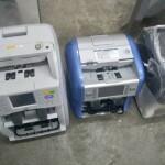 В українця на українсько-білоруському кордоні київська митниця вилучила 8 апаратів для рахування грошових купюр