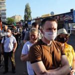 Від 170 до 255 гривень: Кабмін планує змінити суми штрафів для тих, хто не носить маски