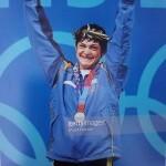Олімпійська чемпіонка Наталя Скакун: «Моя богатирська сила дуже знадобилася в побуті»