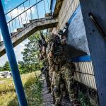 За стандартами НАТО: інструктори, які готують підрозділи оперативного призначення Нацгвардії, удосконалювали свою майстерність