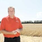 «Іванків» жнивує: хлібороби очікують зібрати достойний урожай