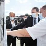 Олексій Чернишов проінспектував стан виконання капітального ремонту лікарні в м. Бориспіль