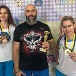 Бориспільки здобули «золото» та «бронзу» на чемпіонаті України з жиму лежачи
