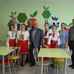У ліцеї імені Чубинського показали оновлений харчоблок та креативну їдальню