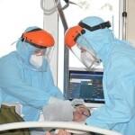 У лікарнях Київщині 634 пацієнти на кисневій підтримці через коронавірус, із них 25 – на ШВЛ
