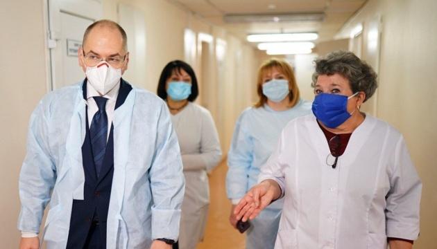 зарплата медиків