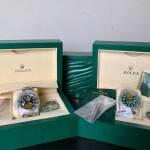 Київські митники вилучили швейцарські годинники «Rolex» на мільйон гривень