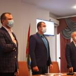 Про скликання 3 сесії Бориспільської районної ради VІІІ скликання