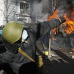 На Майдані сім років тому загинули перші Герої Небесної Сотні