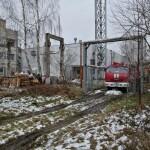 Височенний стовп чорного диму: через пожежу на підприємстві Бориспіль оповив смог