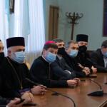 Шкарлет обговорив зі Всеукраїнською Радою церков викладання християнської етики у школах