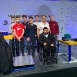 Армреслінг, жим лежачи та пауерліфтинг: бориспільці зібрали низку нагород на чемпіонатах України