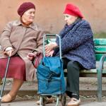 З 1 квітня пенсійний вік для жінок зріс до 60 років