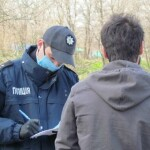 Поліція щодня складає до 2 тисяч протоколів за порушення маскового режиму